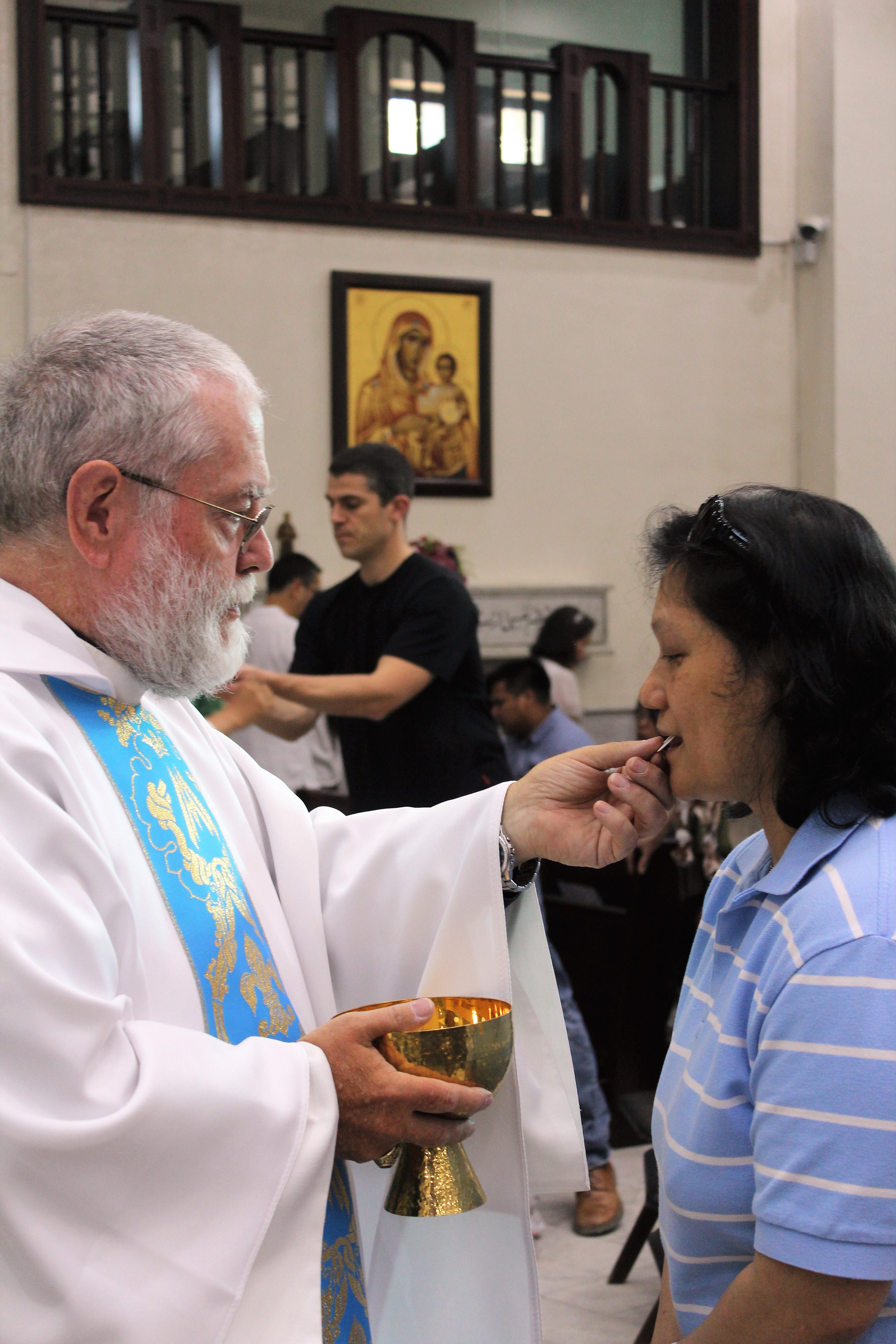 19-communion